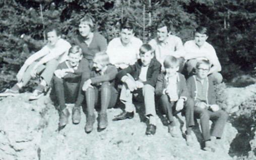 1967: Erste Jugendmannschaft wird gemeldet
