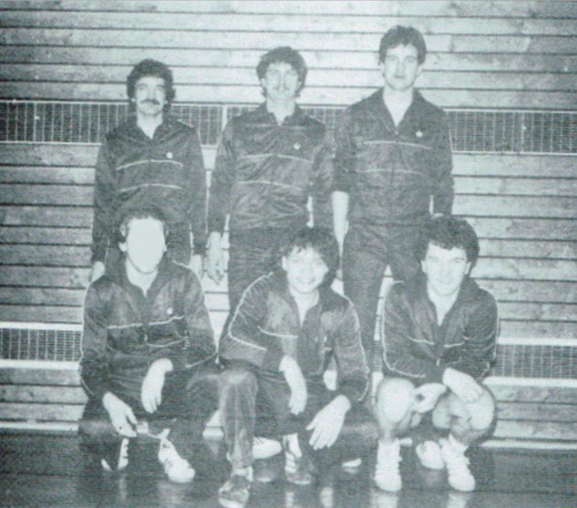 Sportlicher Aufschwung in den 80er Jahren